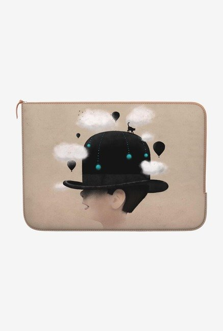 DailyObjects Blind Dreams MacBook Pro 15 Zippered Sleeve