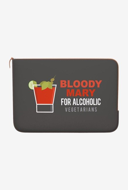 DailyObjects Bloody Mary MacBook 12 Zippered Sleeve