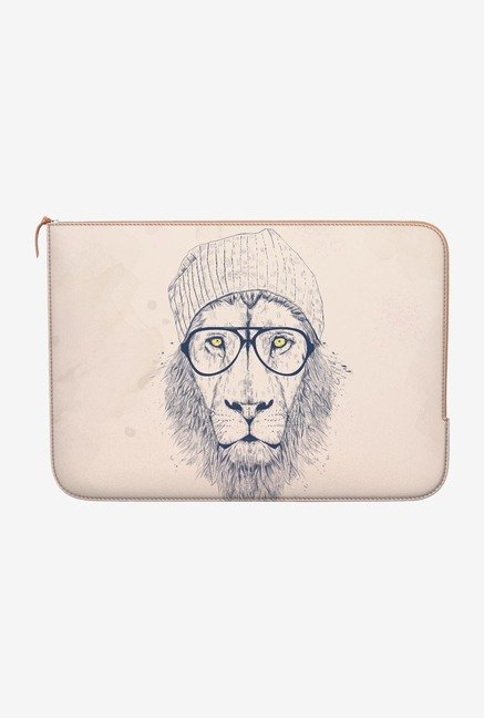 DailyObjects Cool Lion MacBook Air 11 Zippered Sleeve
