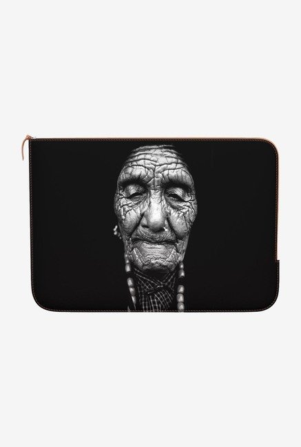 DailyObjects Aged Skin MacBook Air 13 Zippered Sleeve