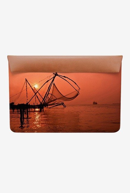 DailyObjects Fishing MacBook Pro 13 Envelope Sleeve