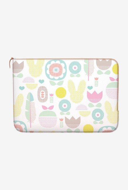 DailyObjects Bunny MacBook Pro 15 Zippered Sleeve