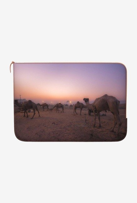 DailyObjects Magic Hour MacBook Pro 15 Zippered Sleeve