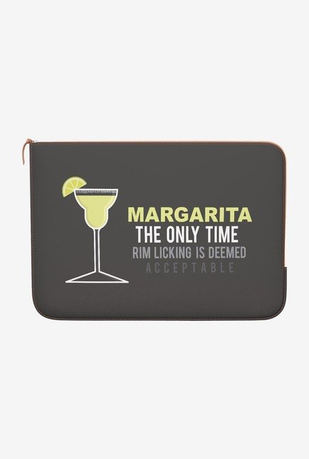 DailyObjects Margarita MacBook Pro 15 Zippered Sleeve