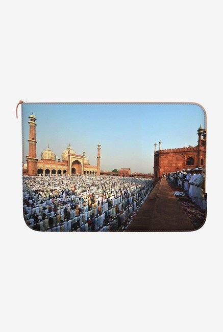 DailyObjects Jama Masjid MacBook 12 Zippered Sleeve