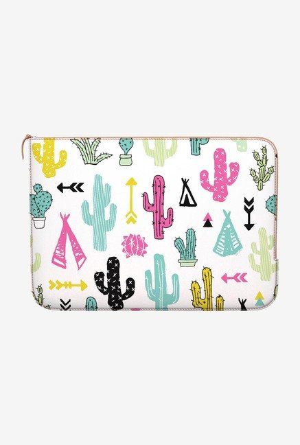 DailyObjects Cacti Garden MacBook Pro 13 Zippered Sleeve
