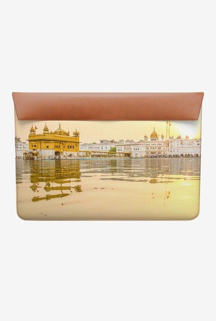 DailyObjects Golden Sunrise MacBook Air 13 Envelope Sleeve