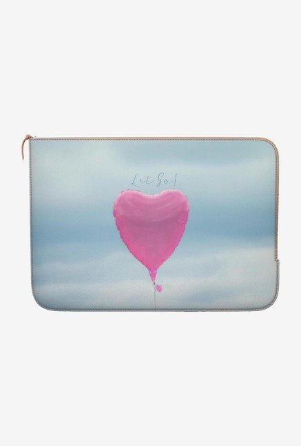 DailyObjects Let Go MacBook Pro 15 Zippered Sleeve