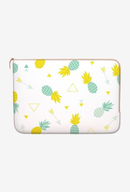 DailyObjects Pineapple MacBook 12 Zippered Sleeve