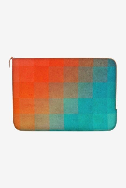 DailyObjects Pixel Surface MacBook 12 Zippered Sleeve