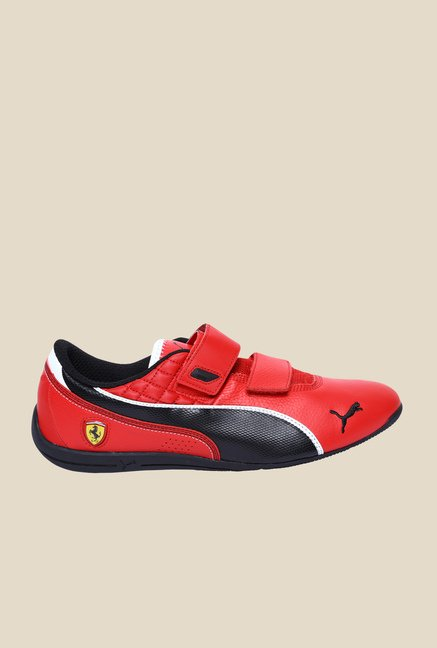 Puma Ferrari Drift Cat 6 AC SF Rosso Corsa Sneakers