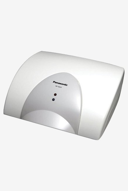 Panasonic NF-GW1 700 W 4-Slice Sandwich Maker (White)