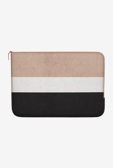 DailyObjects Natural MacBook Pro 13 Zippered Sleeve
