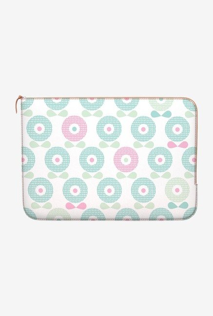 DailyObjects Poppy Flowers MacBook Air 11 Zippered Sleeve
