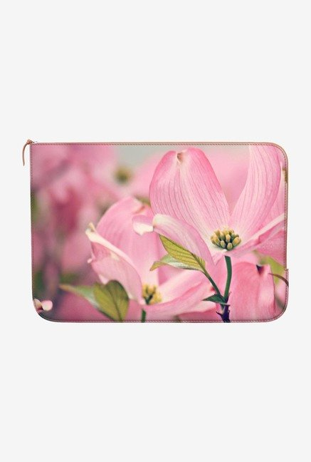 DailyObjects Miracles Happen MacBook Air 13 Zippered Sleeve