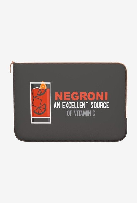 DailyObjects Negroni MacBook Air 13 Zippered Sleeve