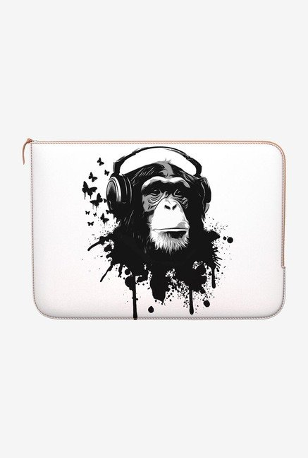 DailyObjects Monkey Business MacBook Pro 15 Zippered Sleeve