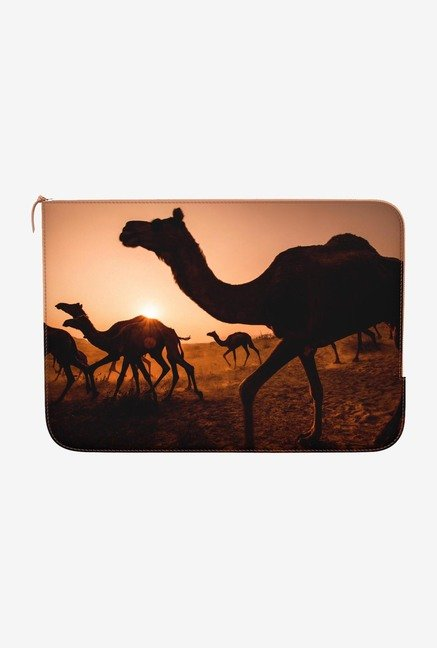 DailyObjects Morning Run MacBook Air 13 Zippered Sleeve