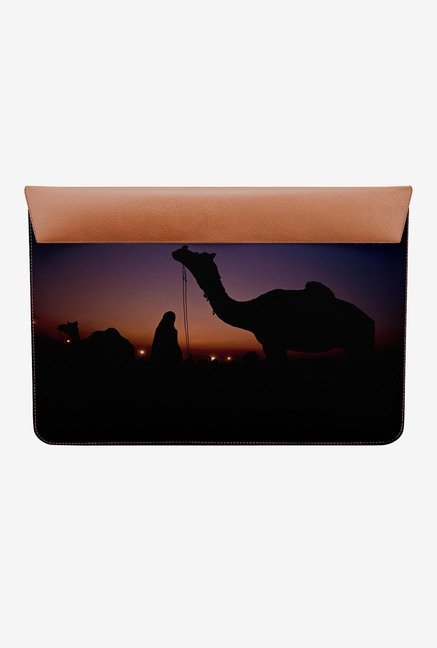 DailyObjects Purple Sunset MacBook Air 13 Envelope Sleeve