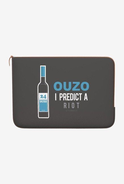 DailyObjects Ouzo MacBook Pro 15 Zippered Sleeve