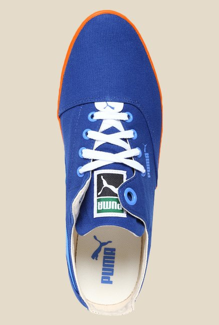 Puma Limnos Cat 3 DP Marina Blue & Limoges Sneakers
