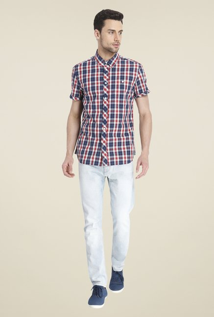 Jack & Jones Multicolor Checks Shirt