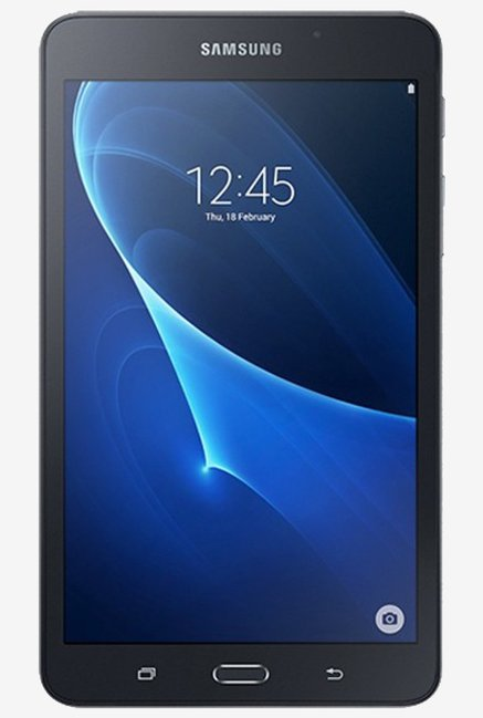 Samsung Galaxy J Max Dual SIM/4 G 8 GB Tablet (Black)