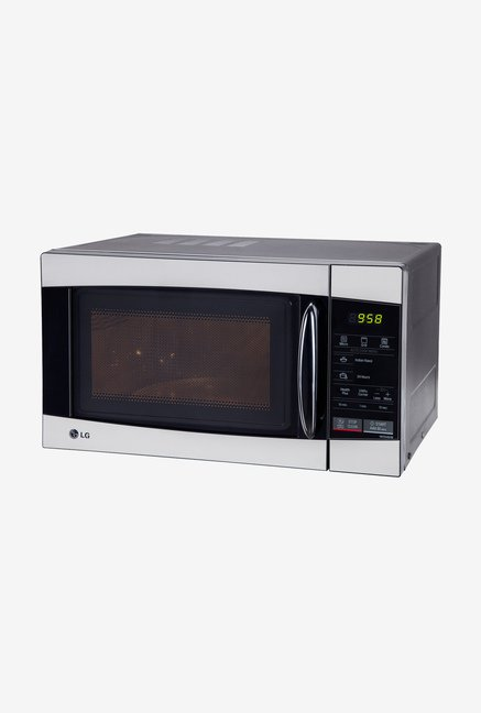 LG MH2045HB 20 L Grill Microwave Oven(Black)