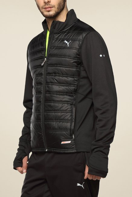 Puma Black Padded Jacket