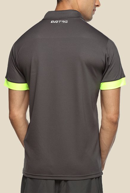 Puma IT evoTRG Grey Polo T Shirt