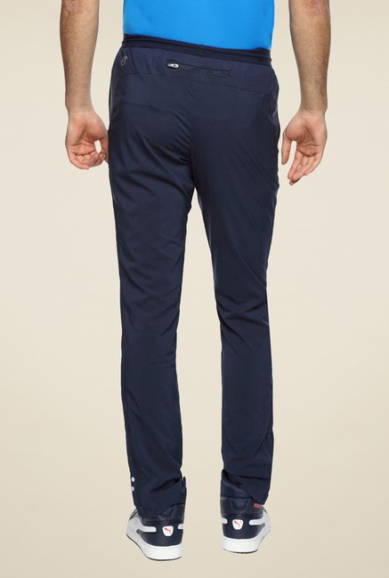 Puma Navy Solid Trackpant