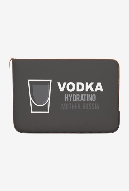 DailyObjects Vodka MacBook Pro 15 Zippered Sleeve