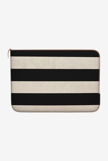 DailyObjects Vintage Stripe MacBook 12 Zippered Sleeve