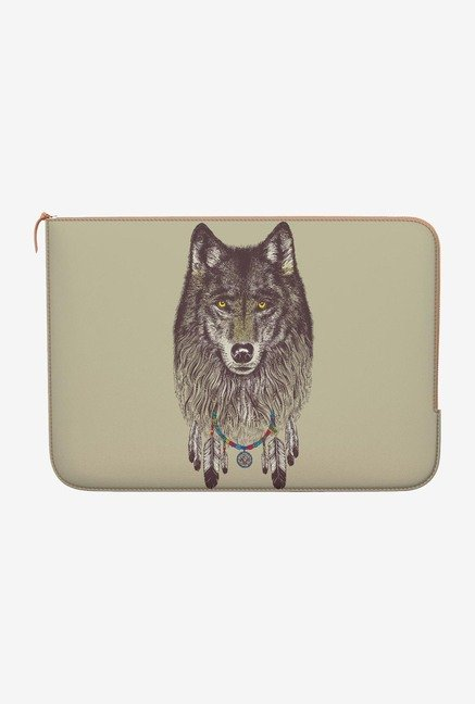 DailyObjects Wolf MacBook 12 Zippered Sleeve