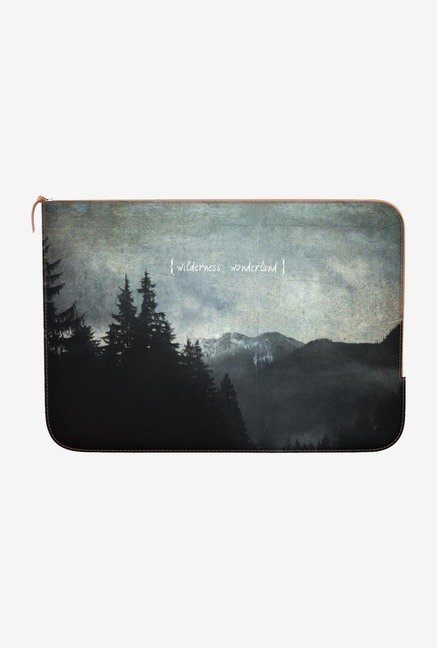 DailyObjects Wonderland MacBook Air 13 Zippered Sleeve