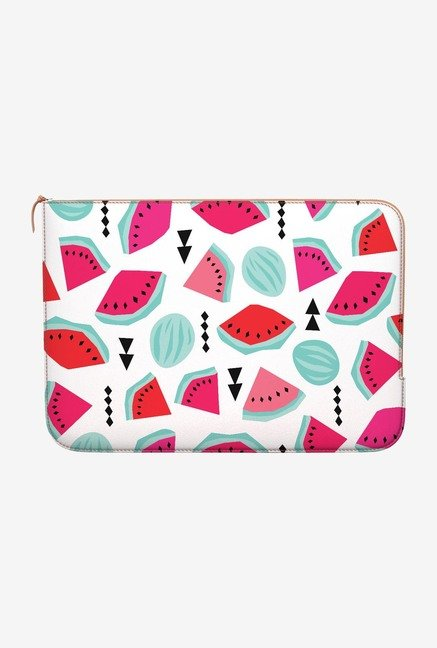DailyObjects Water Melon MacBook 12 Zippered Sleeve