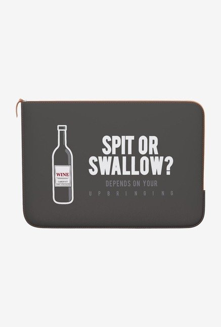 DailyObjects Wine MacBook Air 13 Zippered Sleeve