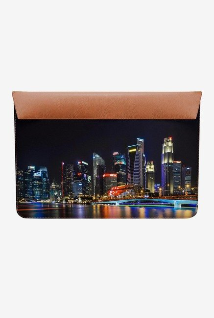 DailyObjects Skyline MacBook Pro 15 Envelope Sleeve