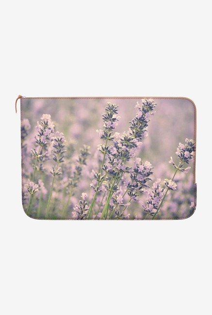 DailyObjects Smell Blossoms MacBook Pro 13 Zippered Sleeve
