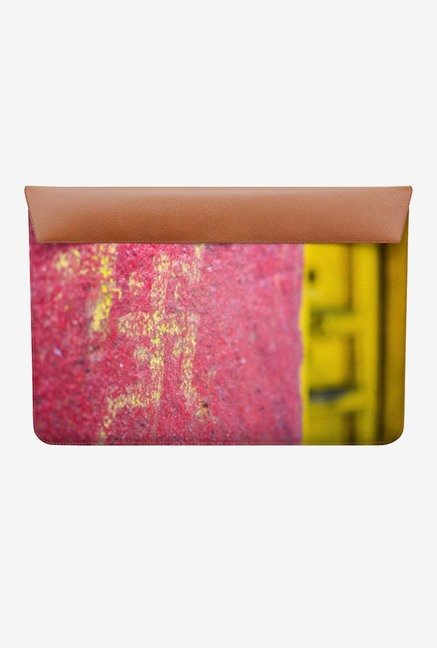 DailyObjects Yellow Doorway MacBook Pro 13 Envelope Sleeve