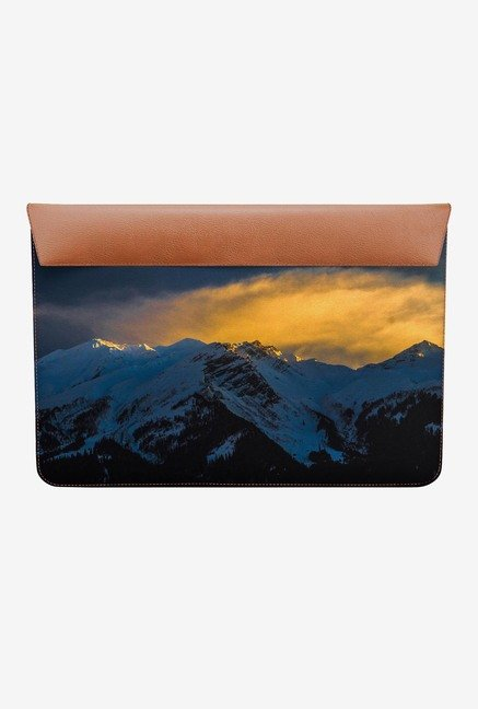 DailyObjects Snowy Peaks MacBook Air 13 Envelope Sleeve