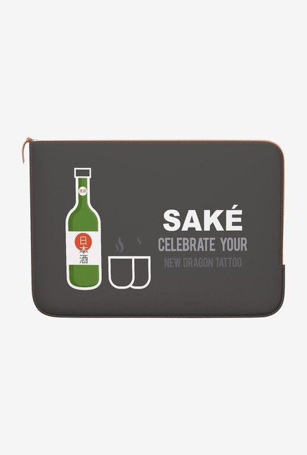 DailyObjects Sake MacBook Air 13 Zippered Sleeve