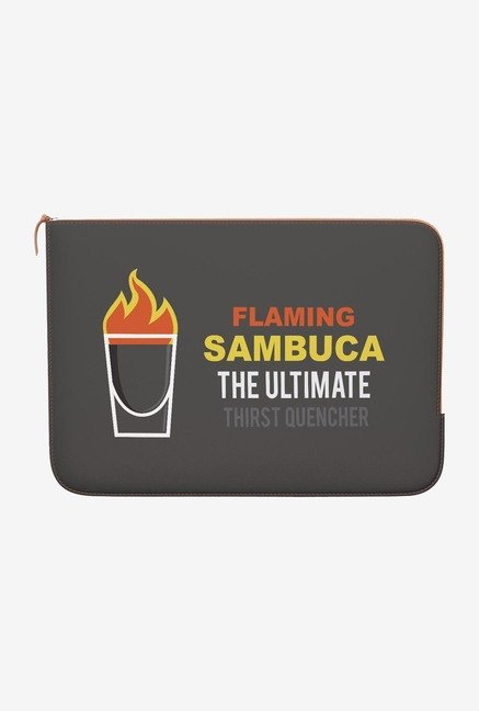 DailyObjects Sambuca MacBook Air 13 Zippered Sleeve