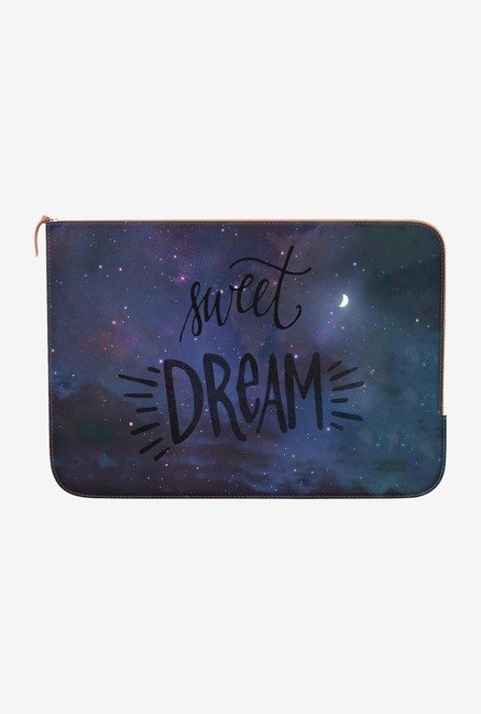 DailyObjects Sweet Dream MacBook 12 Zippered Sleeve