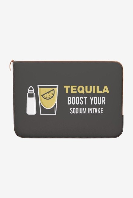 DailyObjects Tequila MacBook Air 13 Zippered Sleeve