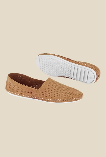 Tresmode Chill Tan Espadrille Shoes