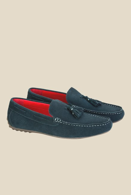 Tresmode Chicago Green Boat Shoes