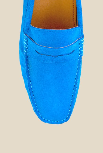 Tresmode Madrid Blue Loafers