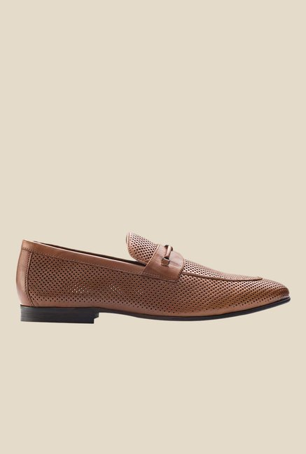 Tresmode Rotterdam Tan Casual Shoes