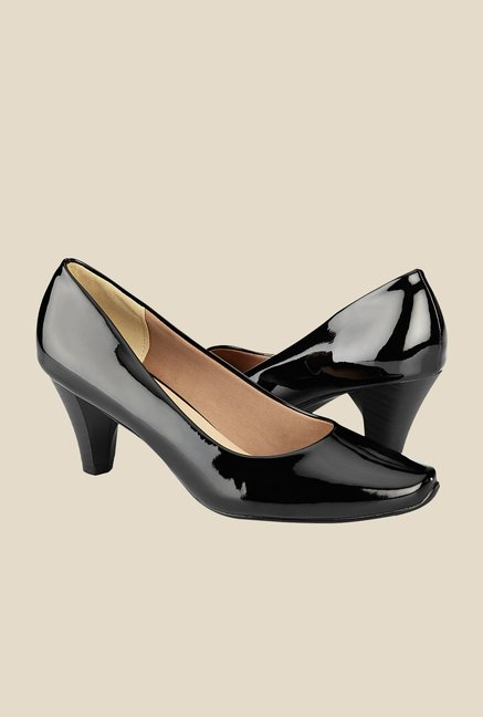 Tresmode Bepu Black Pumps